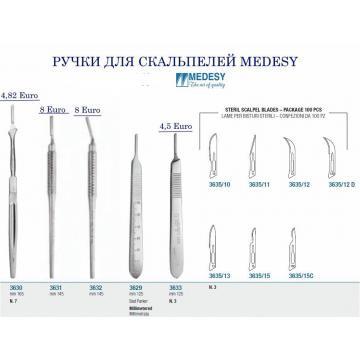 Ручки для скальпелей
