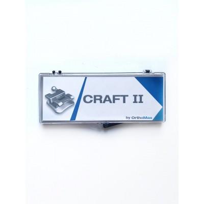 Брекеты самолигирующие металлические  Craft II