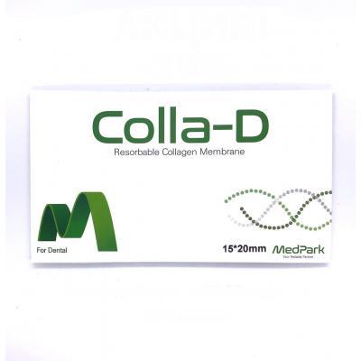 Коллагеновая мембрана Colla-D