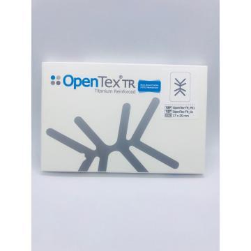 Нерезорбируемая мембрана с титановой рамой OpenTex TR