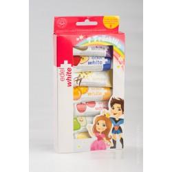 "Зубная паста для детей Edel White ""7 фруктов"""